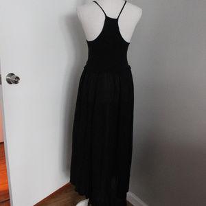 Free People Dresses - Free People Seasons in the Sun Black Dress